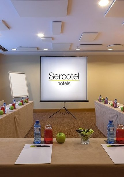 Sercotel Sorolla Palace  offers 17 multipurpose meeting rooms with the ...
