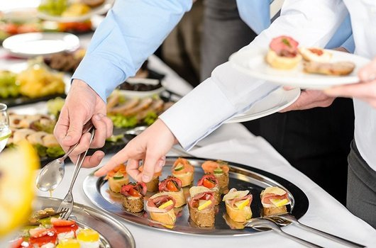 Enjoy a full and varied buffet breakfast with high quality ...
