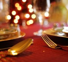 See New Year's Eve Dinner Menu