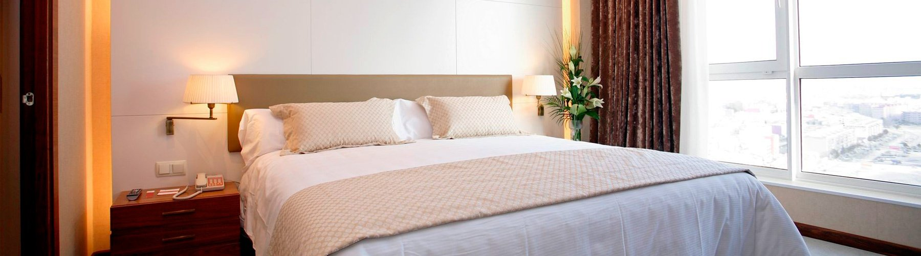 Rooms - Sercotel Sorolla Palace